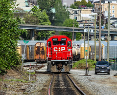 CP 3050 ~ New Westminster
