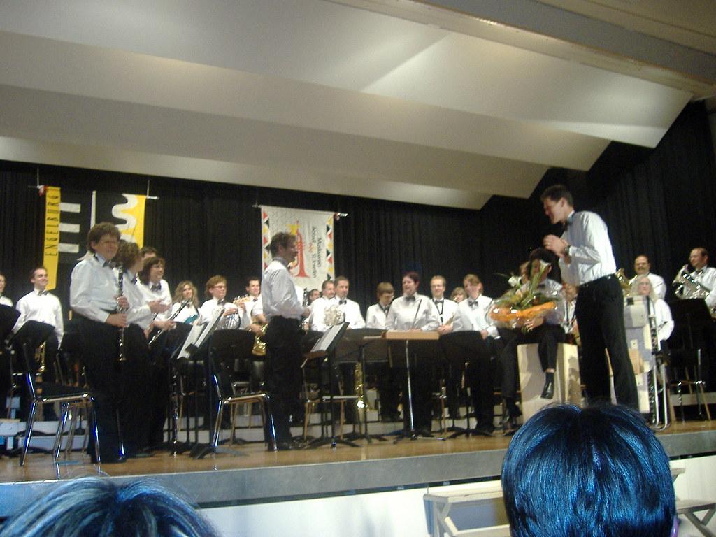 2007 Konzertvorbereitungen
