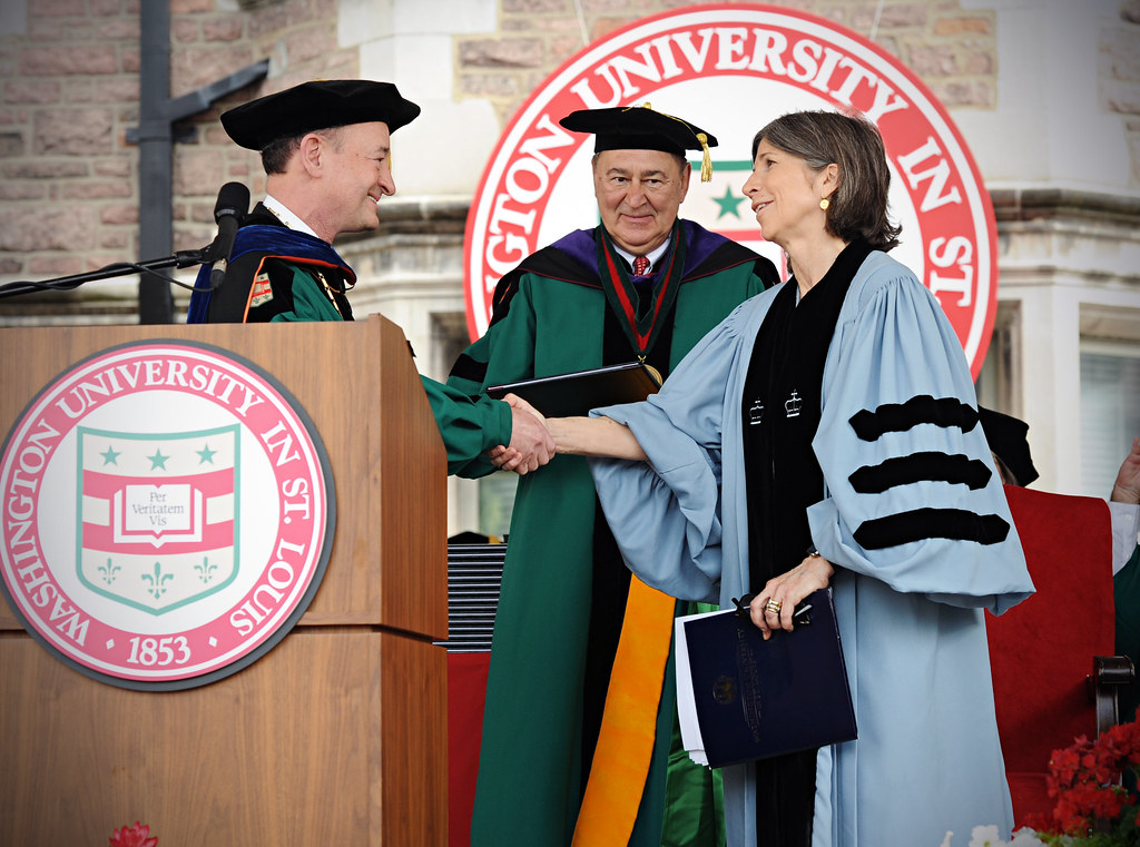WashU Commencement 2017