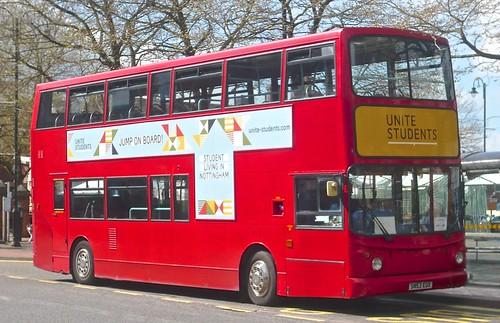SN53 EUX 'Skills Coaches' Transbus Trident / Transbus ALX 400 on 'Dennis Basford's railsroadarunways.blogspot.co.uk'