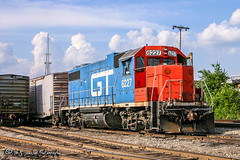 GTW 6227 | EMD GP38-2 | CN Hollywood Yard