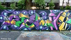 Den Haag Graffiti SPEL