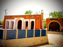 We used to offer prayers there.   #collegelife #dps #sahiwal #mosque #masjid #islam #muslims