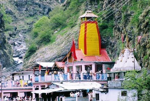 Yamunotri-Temple-Rishikesh