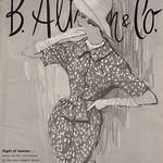Mon, 2017-05-15 11:15 - B. Altman 1960