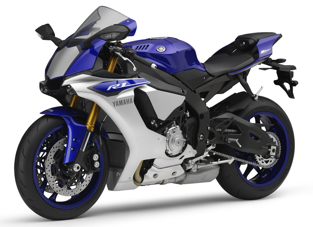 Yamaha YZF-R1 1000 2019 - 12