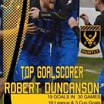 Top Scorer: Robert Duncanson