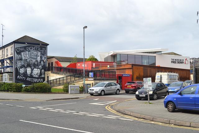 Free Derry Museum - Rossville Street