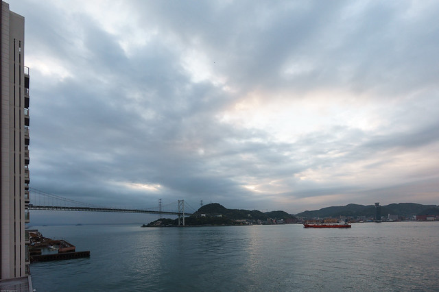 Straits of Shimonoseki