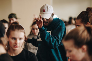 TONY TZAR WORKSHOP @ DanceAct
