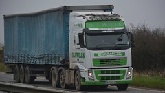 GB - D.J. Wills Volvo FH GL03
