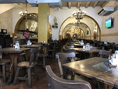 Restaurante Espíritu Santo, El Centro, Cartagena, Colômbia.