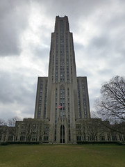 Pittsburgh, PA Cathedral of Learning