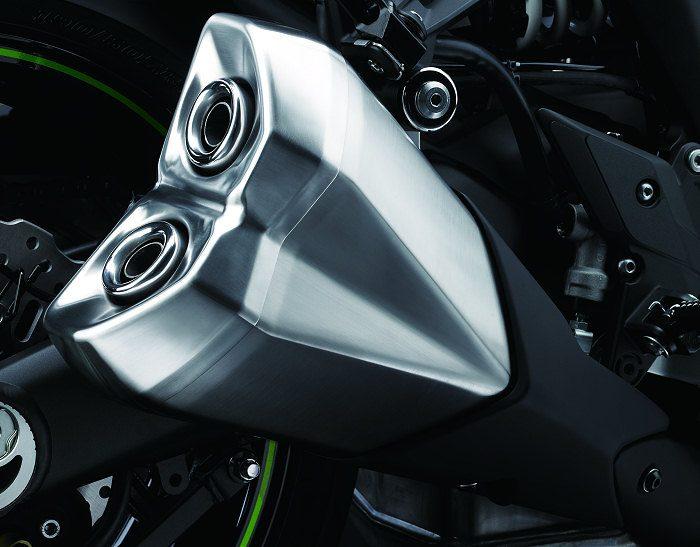 Kawasaki Z 1000 2014 - 13