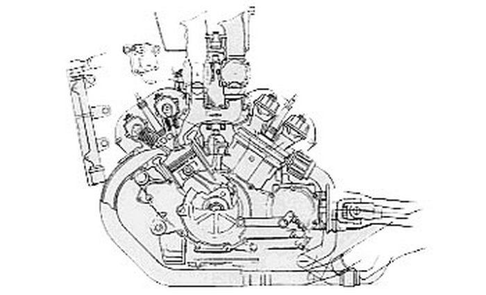 Yamaha 1200 V-MAX 1999 - 3