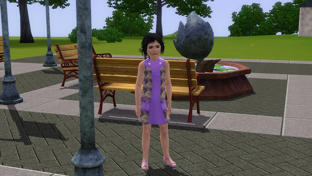 What happened in your sims 3 game today? - Page 1561 — The