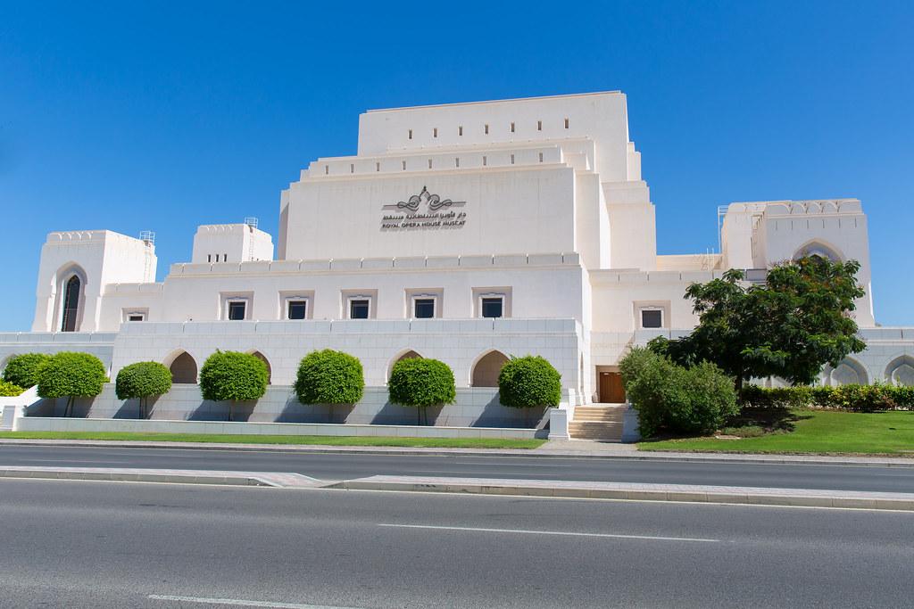 Oman. Muscat