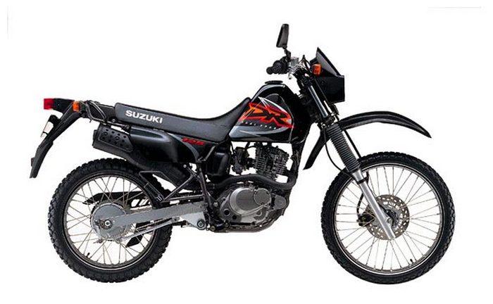 Suzuki DR 125 SE 2003 - 0