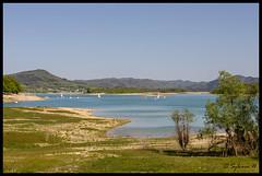 Le lac de Montbel - Photo of Dreuilhe