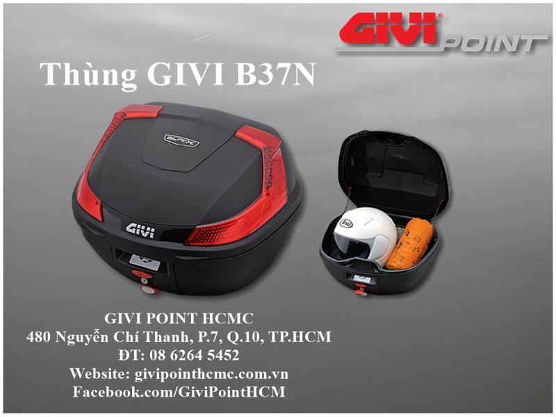 Thung xe Givi - 31