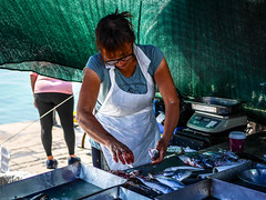 fish trader