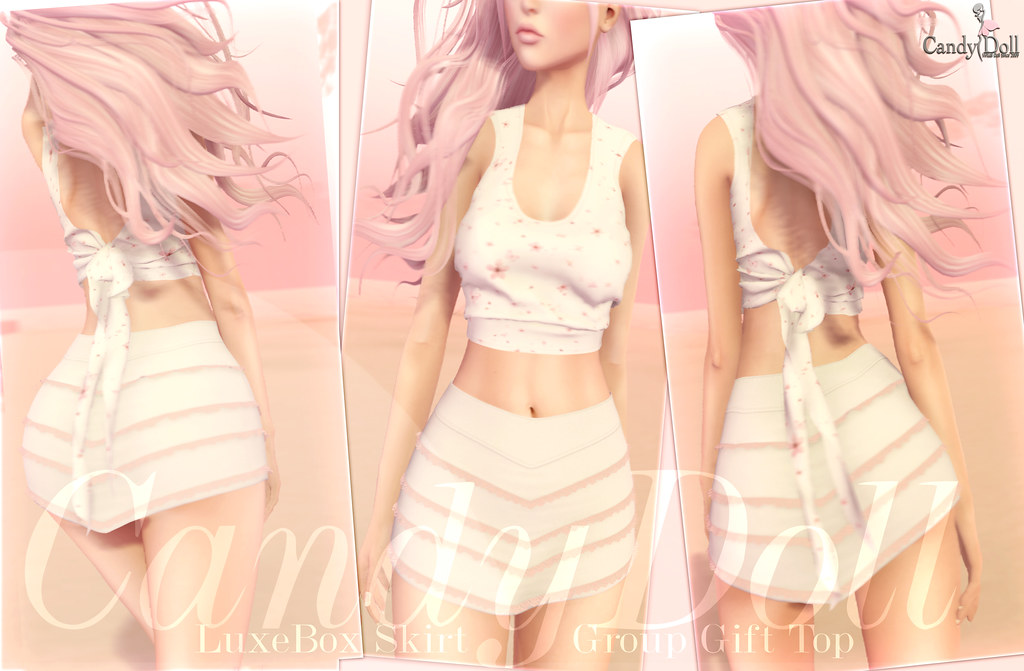 Luxebox and CandyDoll Group Gift - SecondLifeHub.com