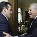 Secretary General Meets with Puerto Rico's Governor