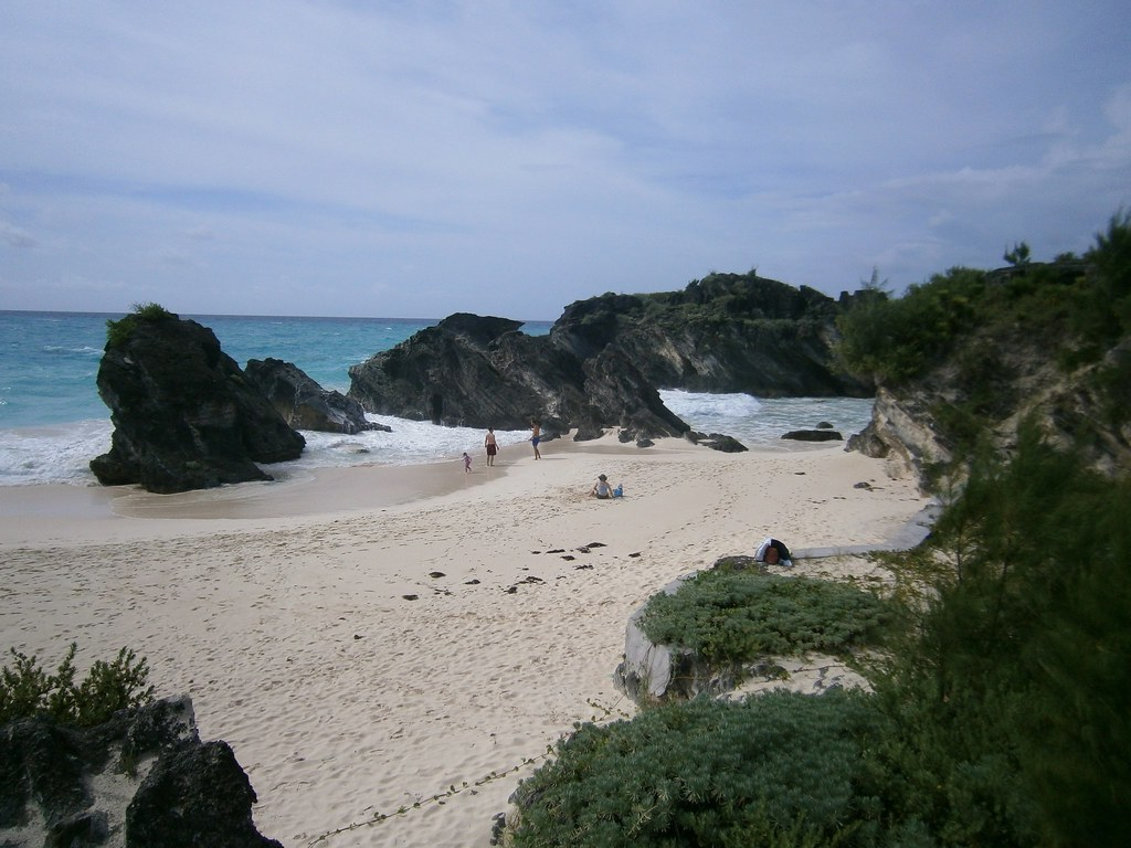 Bluck S Island Bermuda