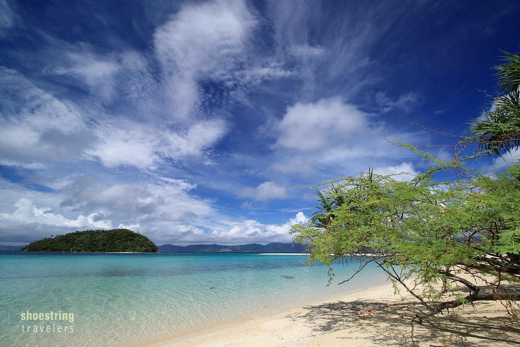 Bangug Islet and Bonbon Beach
