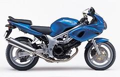 Suzuki SVS 650 2002 - 7