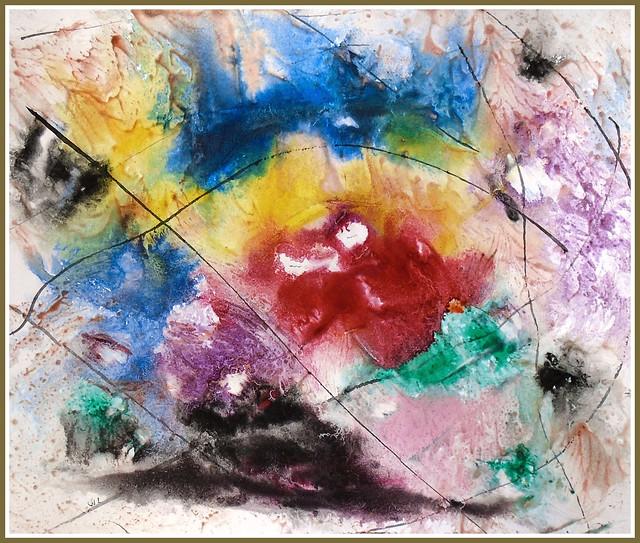 Wilson Leonel Painting 135