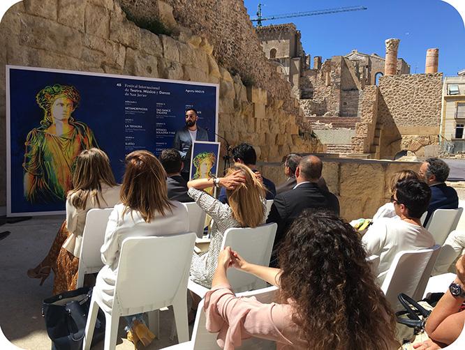 El Festival de Teatro, Música y Danza de San Javier reunirá a lo mejor de la escena española