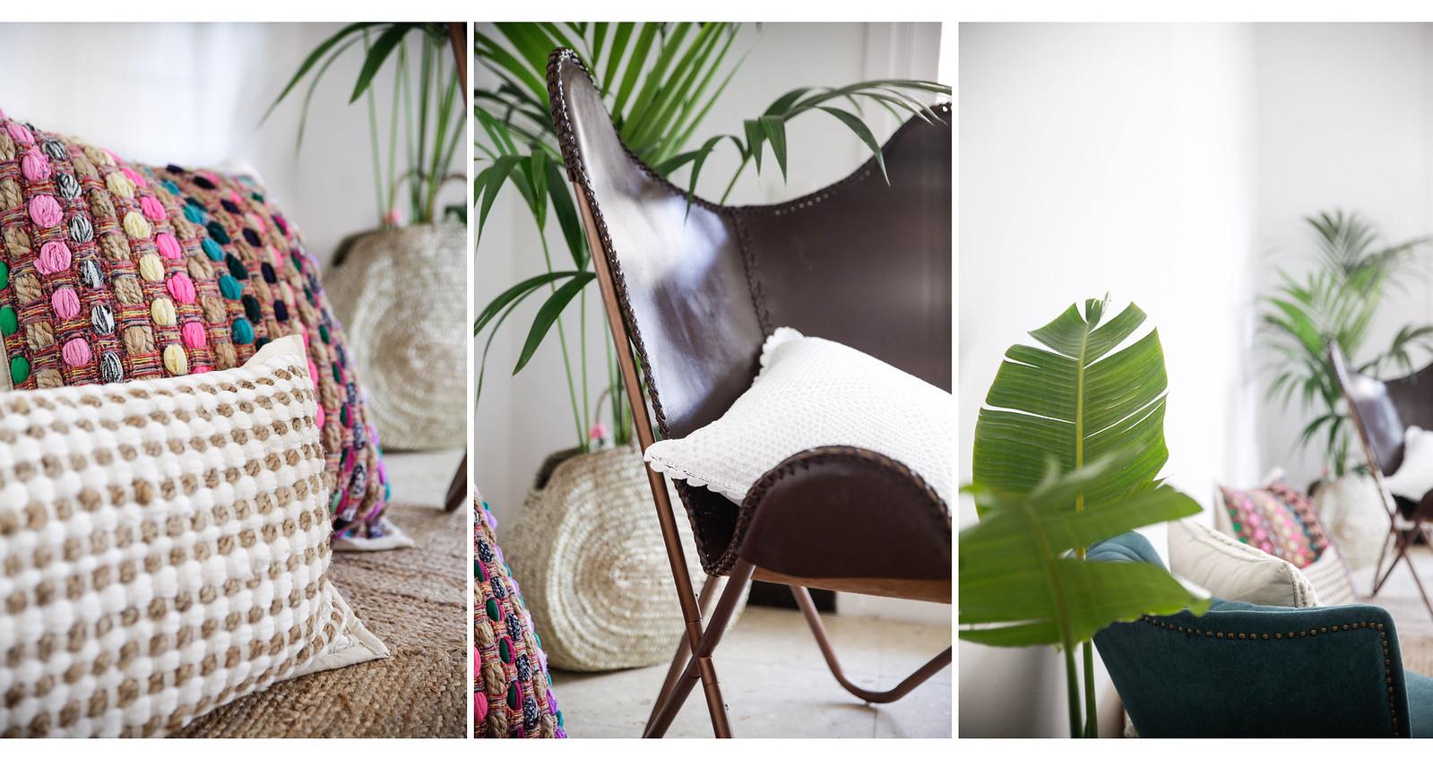 02_calma_house_ideas_decoracion_casa_cojines_bonitos_barcelona_boho_deco_theguestgirl_house_aloha_style_palmeras_casa_interior
