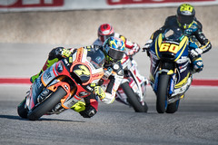 Moto2 at CoTA