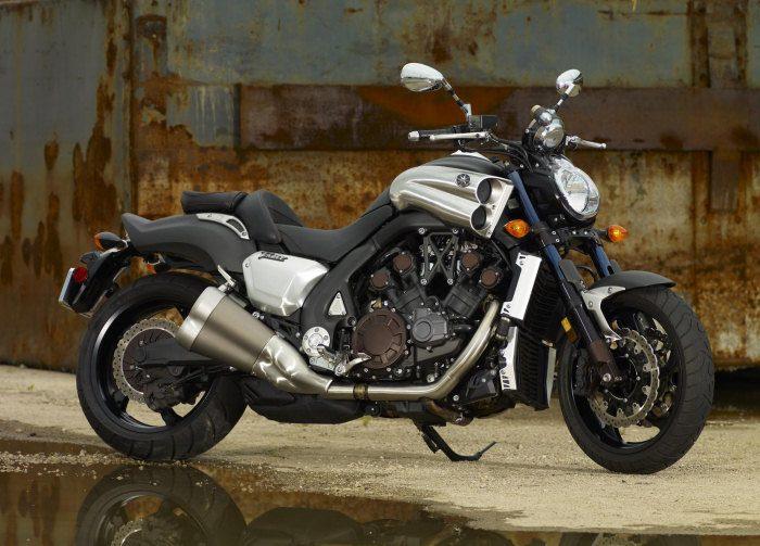 Yamaha 1700 V-MAX 2012 - 58