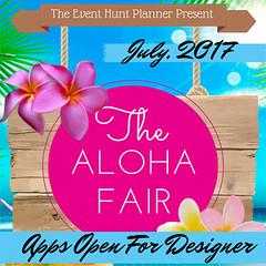 The Aloha Fair - Designer & Blogger Wanted