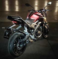 Yamaha MT-125 2014 - 0