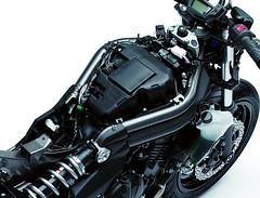 Kawasaki ER-6n 650 2012 - 13