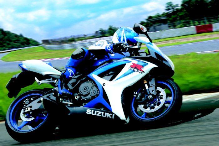 Suzuki 600 GSX-R 2007 - 13