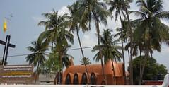 Koonan Kurish Church at Mattancherry , Kochi, Kerala, India.