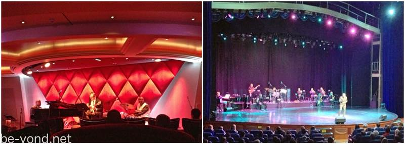 Jazz Standards @ Jazz on 4<Deck4> Headliner Showtime Kenny James @ Opal Theater<Deck4,5>