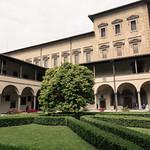 San Lorenzo Cloisters