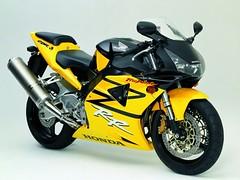 Honda CBR 900 RR FIREBLADE 2003 - 2