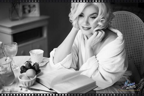 Musas de Hollywood Marilyn Monroe  (6)