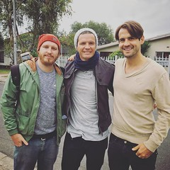 A taste of things to come. New music video on the horizon with @elvisbluemusic by @aryankrugerthing with @benediktsebastian :zap:️ #samusic #afrikaans #music #musicvideo #enigmaacefilms #southafrica #filmmaking #actor