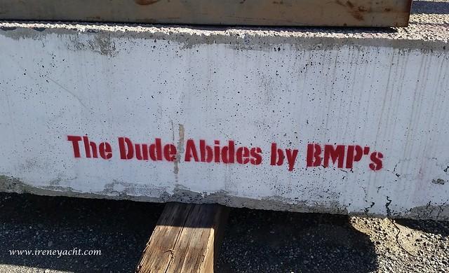 PT  boatyard reminder