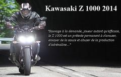 Kawasaki Z 1000 2014 - 12