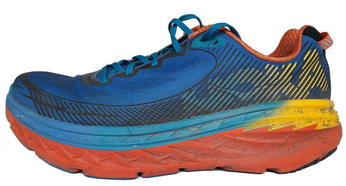 Hoka One One Bondi 5 – TRAILTIGER