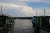 The trawling fleet Mandapam