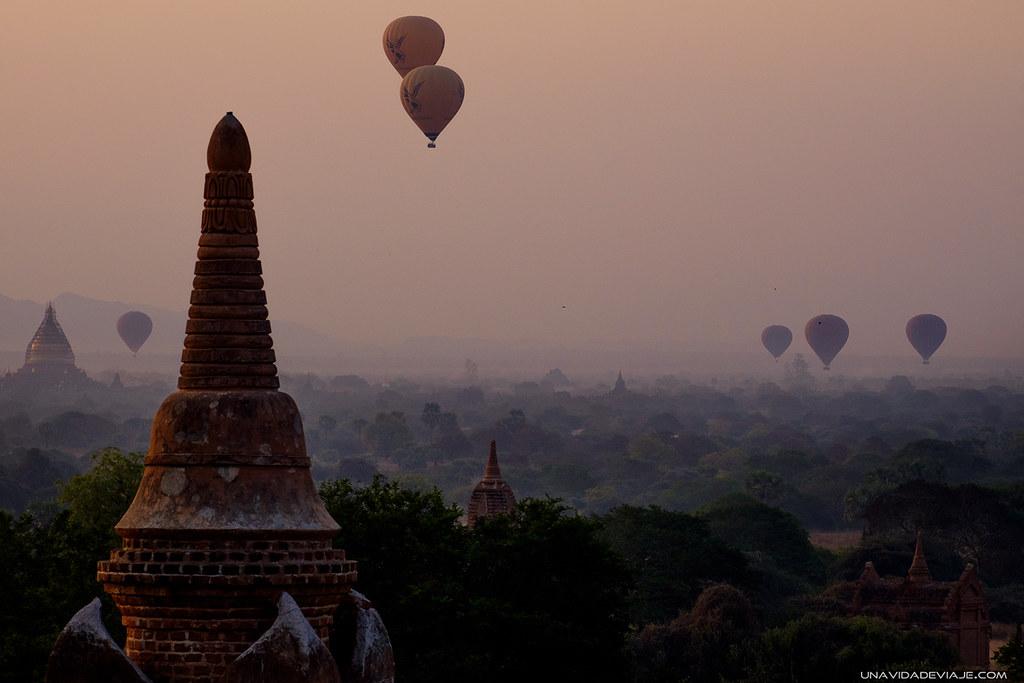 viajar al Sudeste Asiático myanmar